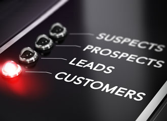 Suspects - Prospects - Leads - Customers